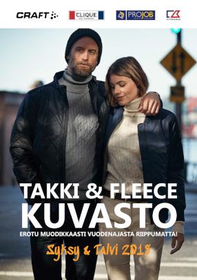 Takki & Fleece kuvasto